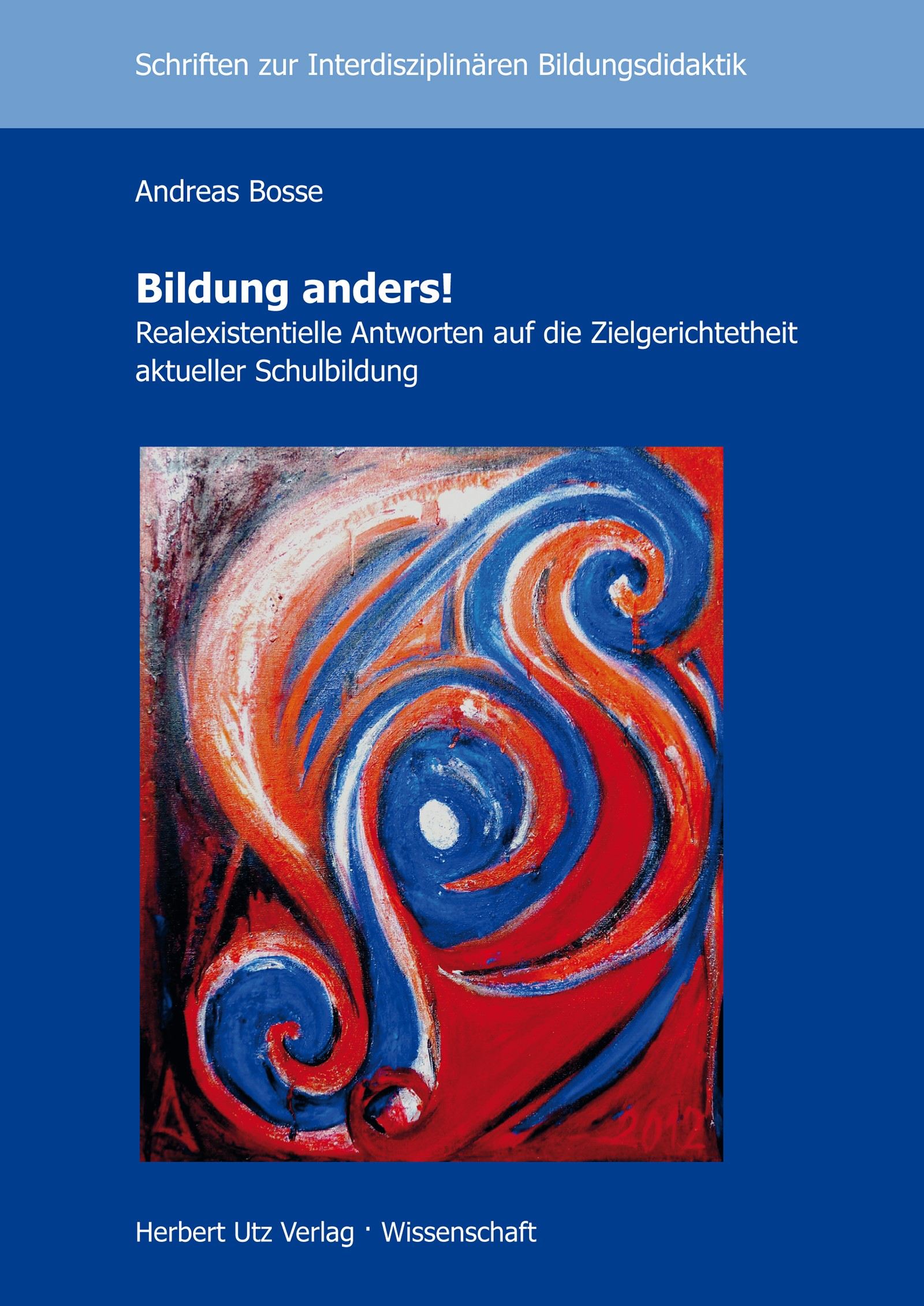 Bildung anders! | Bosse, 2013 | Buch (Cover)