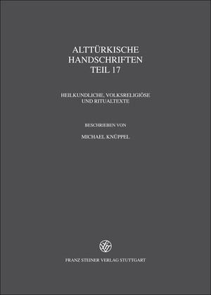 Abbildung von Alttürkische Handschriften | 2013