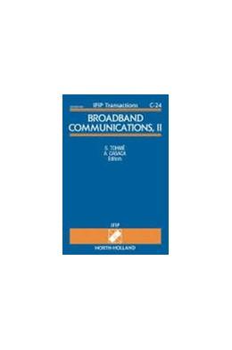 Abbildung von Tohme / Casaca | Broadband Communications, II | 1994 | 24