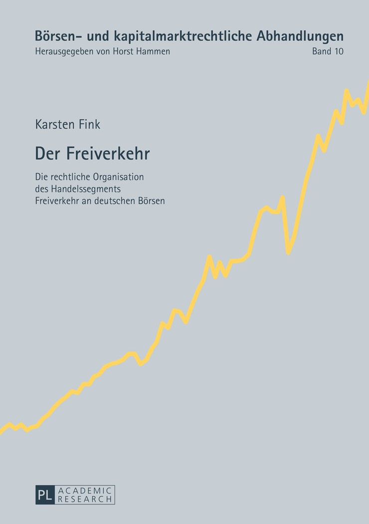 Abbildung von Fink | Der Freiverkehr | 2013