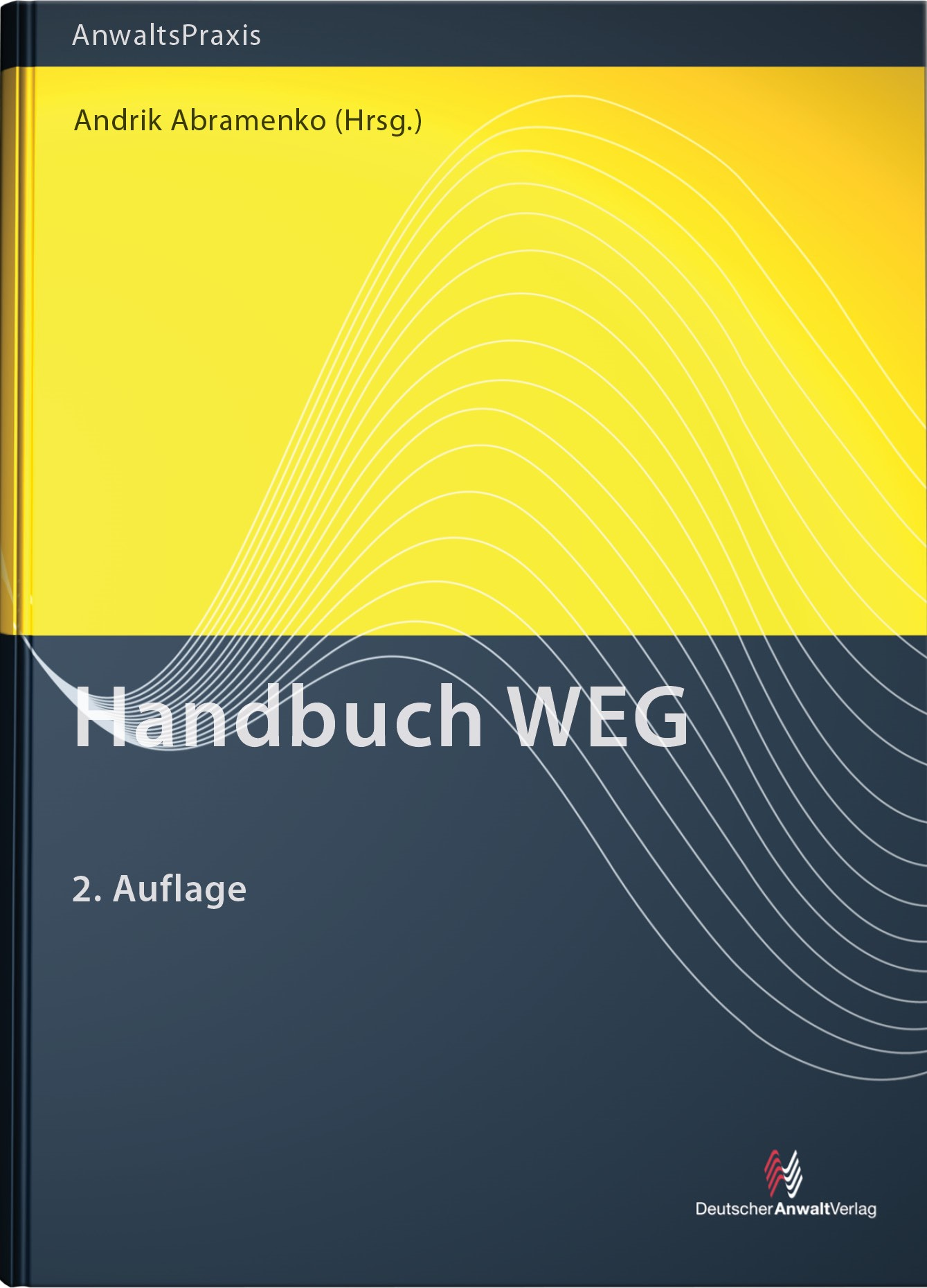 Handbuch WEG | Abramenko (Hrsg.) | 2. Auflage, 2013 | Buch (Cover)