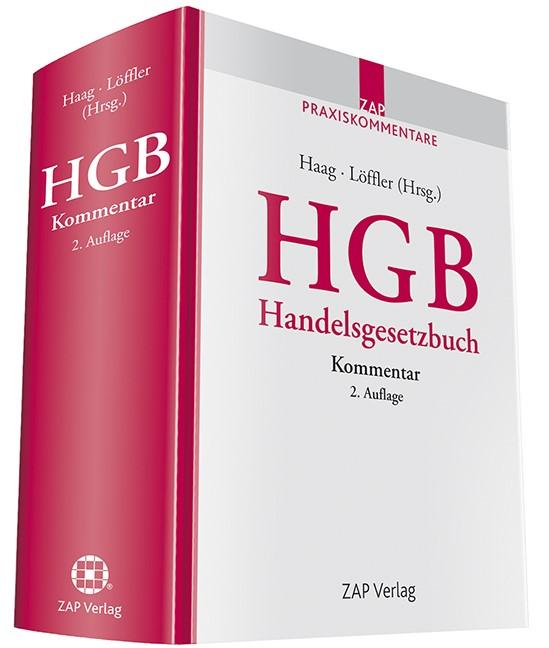 Handelsgesetzbuch - HGB | Haag / Löffler (Hrsg.) | 2. Auflage, 2013 (Cover)