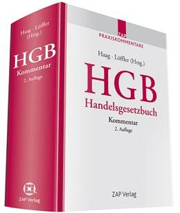 Abbildung von Haag / Löffler (Hrsg.)   Handelsgesetzbuch - HGB   2. Auflage   2014   Kommentar