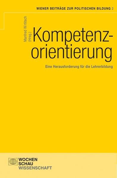 Abbildung von Wirtitsch   Kompetenzorientierung   2013