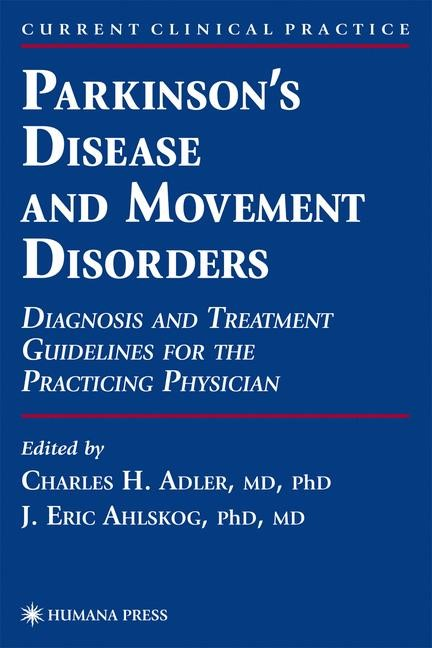 Parkinson's Disease and Movement Disorders | Adler / Ahlskog, 2000 | Buch (Cover)