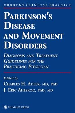 Abbildung von Adler / Ahlskog | Parkinson's Disease and Movement Disorders | 2000