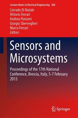 Abbildung von Di Natale / Ferrari / Ponzoni / Sberveglieri | Sensors and Microsystems | 2013 | Proceedings of the 17th Nation... | 268
