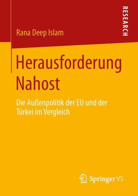 Abbildung von Islam | Herausforderung Nahost | 2013