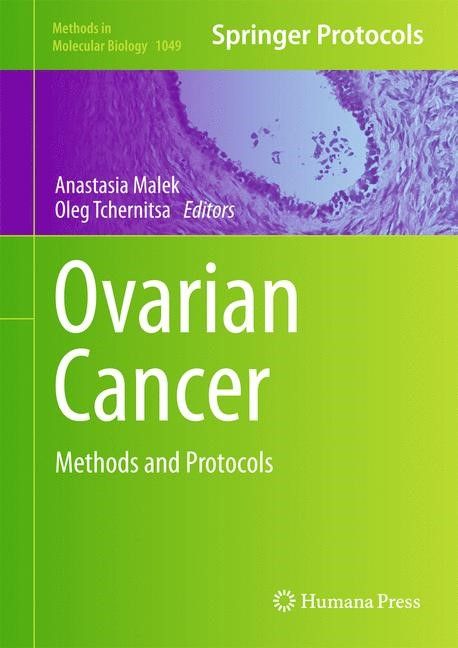 Abbildung von Malek / Tchernitsa | Ovarian Cancer | 2013