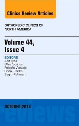 Abbildung von Ilyas   Volume 44, Issue 4, An Issue of Orthopedic Clinics   2013   44-4
