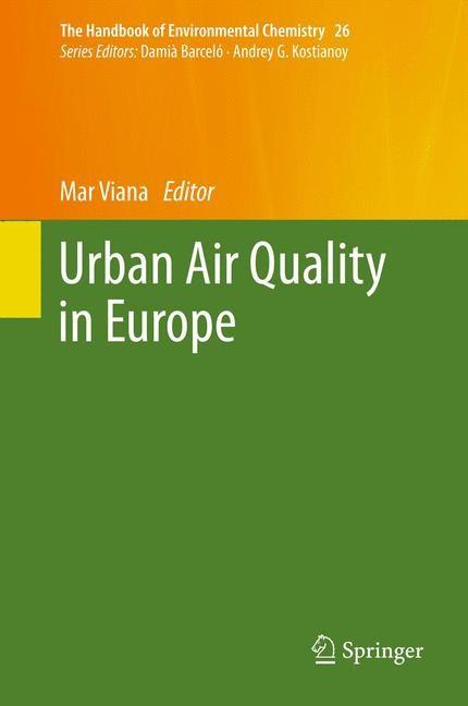 Abbildung von Viana | Urban Air Quality in Europe | 2013