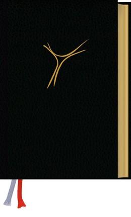 Abbildung von Hrsg. von den Bischöfen Deutschlands und Österreichs und dem Bischof von Bozen-Brixen | Gotteslob. Katholisches Gebet- und Gesangbuch. Ausgabe für die Diözese Regensburg | 2014 | Ausgabe Kunstleder schwarz Gol...