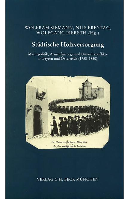 Cover: , Städtische Holzversorgung