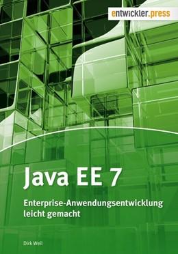 Abbildung von Weil | Java EE 7 | 1. Auflage | 2013 | beck-shop.de
