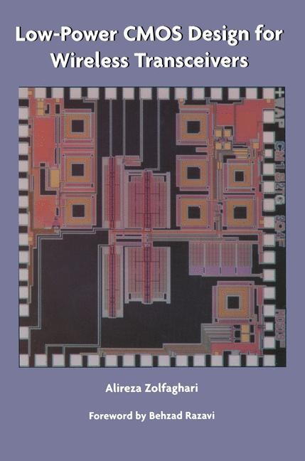 Abbildung von Zolfaghari | Low-Power CMOS Design for Wireless Transceivers | 2002