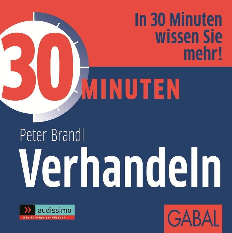 30 Minuten Verhandeln | Brandl, 2013 (Cover)