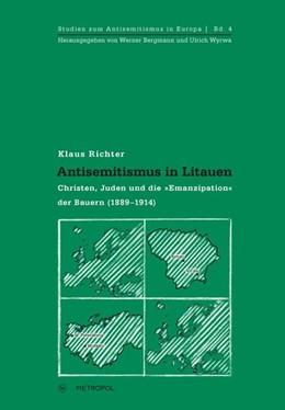 Abbildung von Richter | Antisemitismus in Litauen | 2013 | Christen, Juden und die