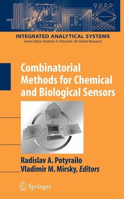 Abbildung von Potyrailo / Mirsky | Combinatorial Methods for Chemical and Biological Sensors | 2009