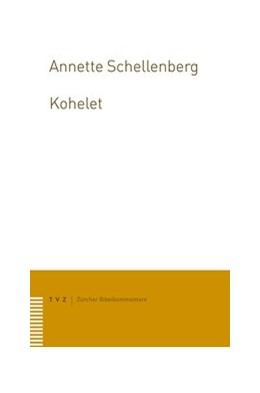 Abbildung von Schellenberg | Kohelet | 2013 | 17