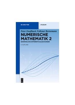 Abbildung von Deuflhard / Bornemann   Gewöhnliche Differentialgleichungen   4. Auflage   2013   beck-shop.de