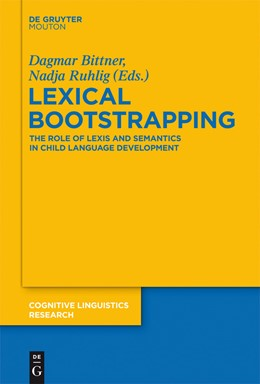Abbildung von Bittner / Ruhlig | Lexical Bootstrapping | 2013 | The Role of Lexis and Semantic... | 50