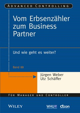 Abbildung von Weber | Vom Erbsenzähler zum Business Partner | 1. Auflage 2013 | 2013