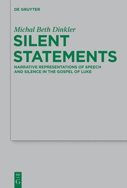 Abbildung von Dinkler | Silent Statements | 2013 | Narrative Representations of S... | 191