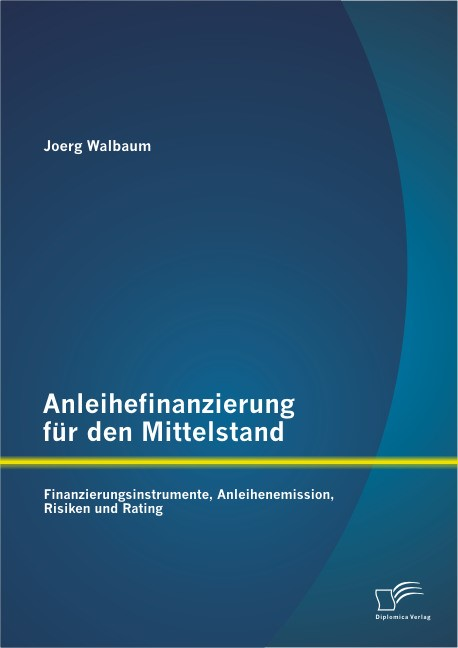 Abbildung von Walbaum | Anleihefinanzierung für den Mittelstand | 2013