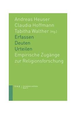 Abbildung von Walther / Hoffmann   Erfassen – Deuten – Urteilen   1. Auflage   2013   13   beck-shop.de
