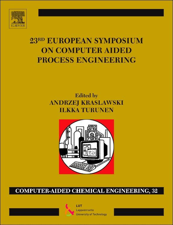 Abbildung von 23rd European Symposium on Computer Aided Process Engineering | 2013