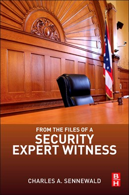 Abbildung von From the Files of a Security Expert Witness | 2013