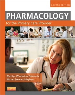 Abbildung von Edmunds / Mayhew | Pharmacology for the Primary Care Provider | 2013