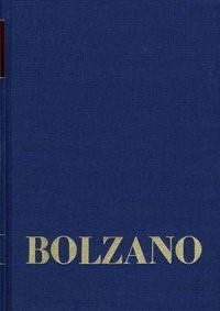 Bernard Bolzano Gesamtausgabe / Reihe II: Nachlaß. A. Nachgelassene Schriften. Band 22,1. Erbauungsreden der Studienjahre 1816/1817. Erster Teil | Morscher / Bolzano / Strasser | 1., Auflage, 2014 | Buch (Cover)