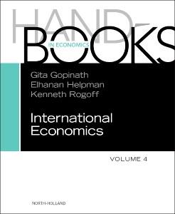 Abbildung von Helpman / Rogoff / Gopinath | Handbook of International Economics | 2014