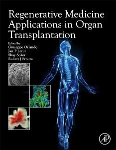 Abbildung von Orlando | Regenerative Medicine Applications in Organ Transplantation | 2013
