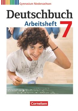 Abbildung von Diehm / Horwitz | Deutschbuch Gymnasium Niedersachsen - 7. Schuljahr | 1. Auflage | 2013 | beck-shop.de
