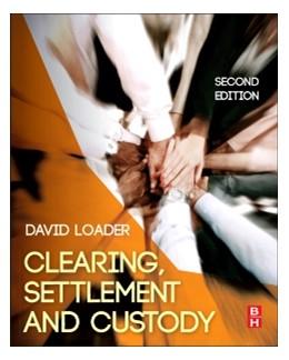 Abbildung von Loader | Clearing, Settlement and Custody | 2013