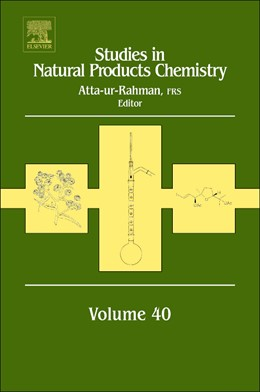Abbildung von Studies in Natural Products Chemistry | 1. Auflage | 2013 | 40 | beck-shop.de