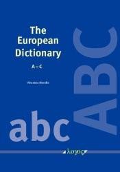 Abbildung von Merolle | The European Dictionary | 2013