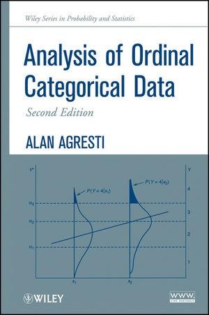 Abbildung von Agresti | Analysis of Ordinal Categorical Data | 2. Auflage | 2010