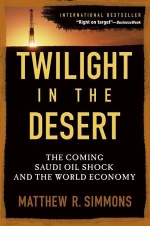 Abbildung von Simmons   Twilight in the Desert   2006