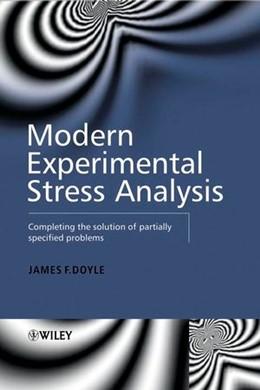 Abbildung von Doyle | Modern Experimental Stress Analysis | 1. Auflage | 2004 | Completing the Solution of Par...
