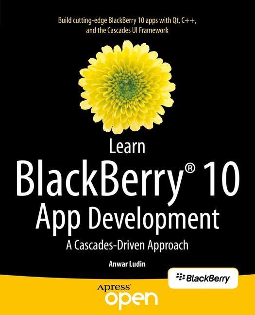 Abbildung von Ludin | Learn BlackBerry 10 App Development | 1st ed. | 2014