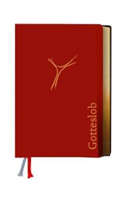 Abbildung von Gotteslob. Katholisches Gebet- und Gesangbuch, Ausgabe Bistum Münster | 2014 | Lederoptik rot mit Goldschnitt...