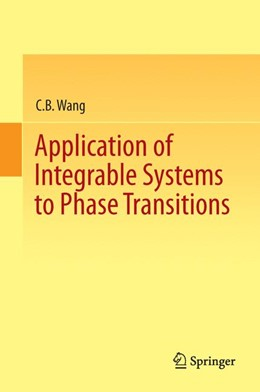 Abbildung von Wang   Application of Integrable Systems to Phase Transitions   1. Auflage   2013   beck-shop.de