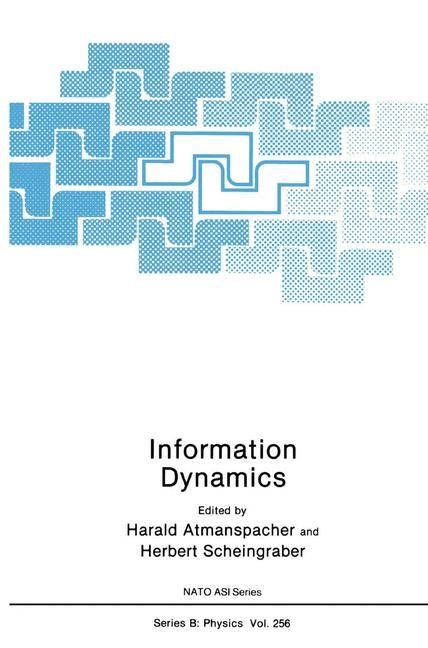 Abbildung von Atmanspacher / Scheingraber | Information Dynamics | 1991