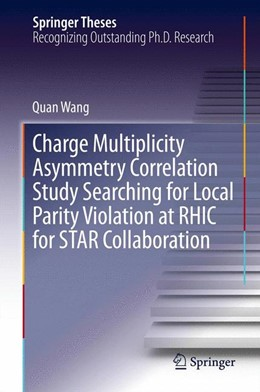 Abbildung von Wang | Charge Multiplicity Asymmetry Correlation Study Searching for Local Parity Violation at RHIC for STAR Collaboration | 2013