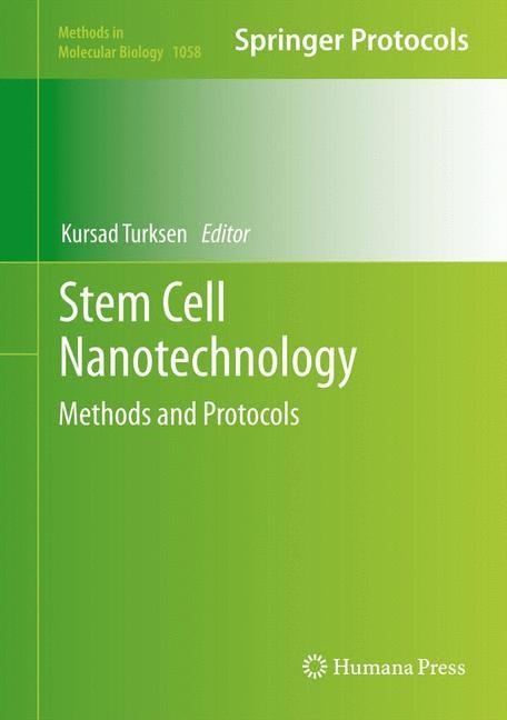 Abbildung von Turksen | Stem Cell Nanotechnology | 2013