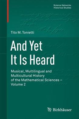 Abbildung von Tonietti | And Yet It Is Heard | 2014 | Musical, Multilingual and Mult... | 47