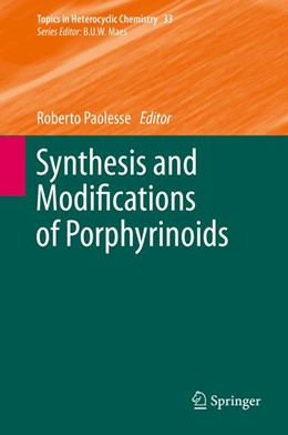 Abbildung von Paolesse | Synthesis and Modifications of Porphyrinoids | 2013 | 33